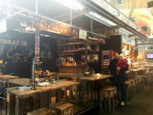 Markthalle In Rotterdam Farbbechers Cuisine