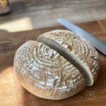 Brot aus Wasserkefirkristallen Rezept
