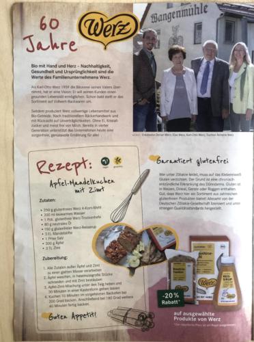 Prospekt Denns Bio-Markt 11/2019