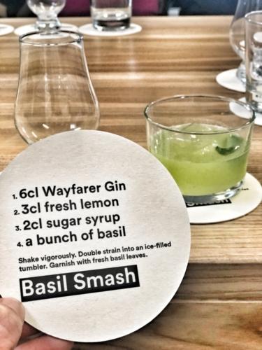 Basil Smash